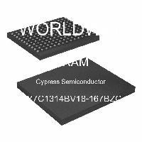 CY7C1314BV18-167BZC - Cypress Semiconductor