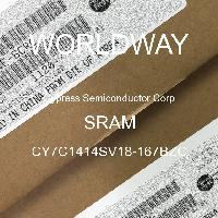CY7C1414SV18-167BZC - Cypress Semiconductor - SRAM