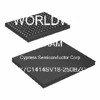 CY7C1414SV18-250BZC - Cypress Semiconductor - SRAM