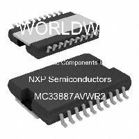 MC33887AVWR2 - NXP Semiconductors