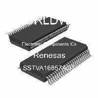 SSTVA16857AGT - Renesas Electronics Corporation - IC Komponen Elektronik