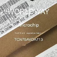 TCN75AVOA713 - Microchip Technology Inc - Senzori de temperatură de montaj pe placă