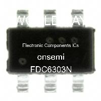 FDC6303N - ON Semiconductor
