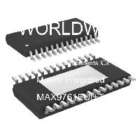 MAX9761EUI+T - Maxim Integrated Products