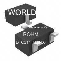 DTC314TUT106 - ROHM Semiconductor - ICs für elektronische Komponenten
