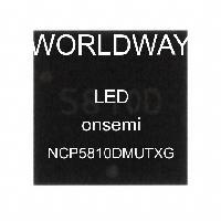 NCP5810DMUTXG - ON Semiconductor