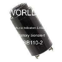VSB110-2 - Mallory Sonalert - Indicadores de audio y alertas