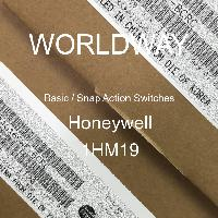 1HM19 - Honeywell Sensing and Productivity Solutions - Basic / Snap Action Switches