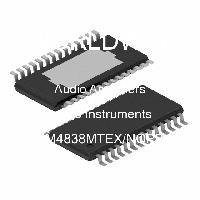 LM4838MTEX/NOPB - Texas Instruments