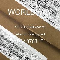 DS1878T+T - Maxim Integrated - ADC / DACマルチチャンネル
