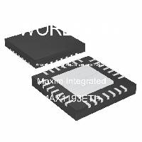 MAX1193ETI+ - Maxim Integrated Products
