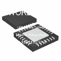 MAX8631XETI+T - Maxim Integrated Products - LED Lighting Drivers