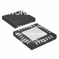 MAX8631YETI+TW - Maxim Integrated Products - LED Lighting Drivers