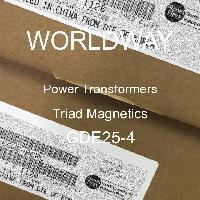 GDE25-4 - Triad Magnetics - Power Transformers