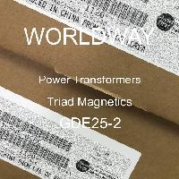 GDE25-2 - Triad Magnetics - Power Transformers