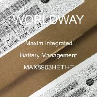 MAX8903HETI+T - Maxim Integrated Products - Gestion de la batterie