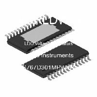 TPS767D301MPWPREP - Texas Instruments