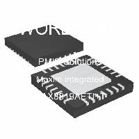 MAX8819AETI+T - Maxim Integrated Products - Solutions PMIC