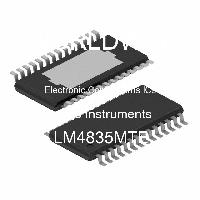 LM4835MTE - Texas Instruments - 電子部品IC