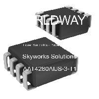 AAT4280AIJS-3-T1 - Skyworks Solutions Inc - CIs de Chave de Força - Distribuição de Força