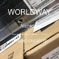 URS2A010MDD1TD - Nichicon - Kapasitor Elektrolit Aluminium - Bertimbel