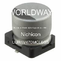 UUR1V470MCL6GS - Nichicon - Aluminum Electrolytic Capacitors - SMD
