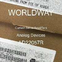 AD22057R - Analog Devices Inc - Current Sense Amplifiers