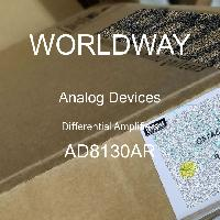 AD8130AR - Analog Devices Inc - Differential Amplifiers