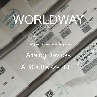 AD8008ARZ-REEL - Analog Devices Inc - مضخمات تشغيلية عالية السرعة
