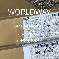 OP249GSZ - Analog Devices Inc - High Speed Operational Amplifiers