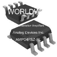 AMP04FSZ-RL - Analog Devices Inc - Instrumentenverstärker