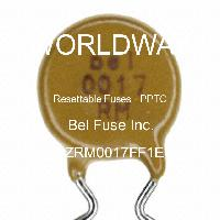 0ZRM0017FF1E - Bel Fuse - Fusibili ripristinabili - PPTC
