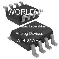 AD621ARZ - Analog Devices Inc - Instrumentation Amplifiers