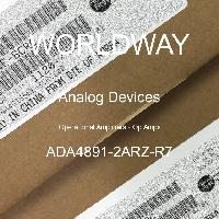 ADA4891-2ARZ-R7 - Analog Devices Inc - 연산 증폭기-Op 증폭기