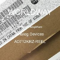 AD712KRZ-REEL - Analog Devices Inc - Precision Amplifiers