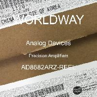 AD8682ARZ-REEL - Analog Devices Inc - Precision Amplifiers