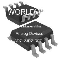 AD712JRZ-REEL - Analog Devices Inc - Precision Amplifiers