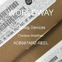 AD8667ARZ-REEL - Analog Devices Inc - 高精度アンプ