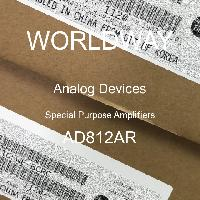 AD812AR - Analog Devices Inc - Special Purpose Amplifiers