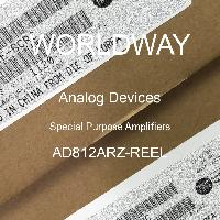 AD812ARZ-REEL - Analog Devices Inc - Special Purpose Amplifiers