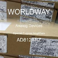 AD812ARZ - Analog Devices Inc - Special Purpose Amplifiers