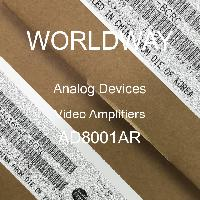 AD8001AR - Analog Devices Inc - Video Amplifiers