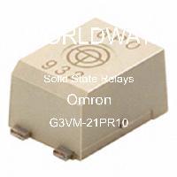 G3VM-21PR10 - OMRON Electronic Components LLC