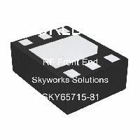 SKY65715-81 - Skyworks Solutions Inc - RF Front End