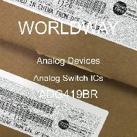ADG419BR - Analog Devices Inc - CI commutateur analogique