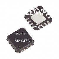 MAX4781EGE+T - Maxim Integrated Products