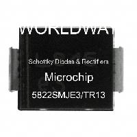 5822SMJE3/TR13 - Microsemi Corporation - Schottky Diodes & Rectifiers
