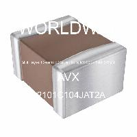 12101C104JAT2A - AVX Corporation