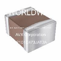 12101C473JAT2A - AVX Corporation