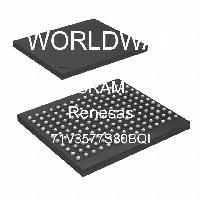 71V3577S80BQI - Renesas Electronics Corporation